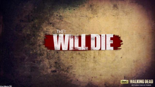 The Walking Dead inspiration