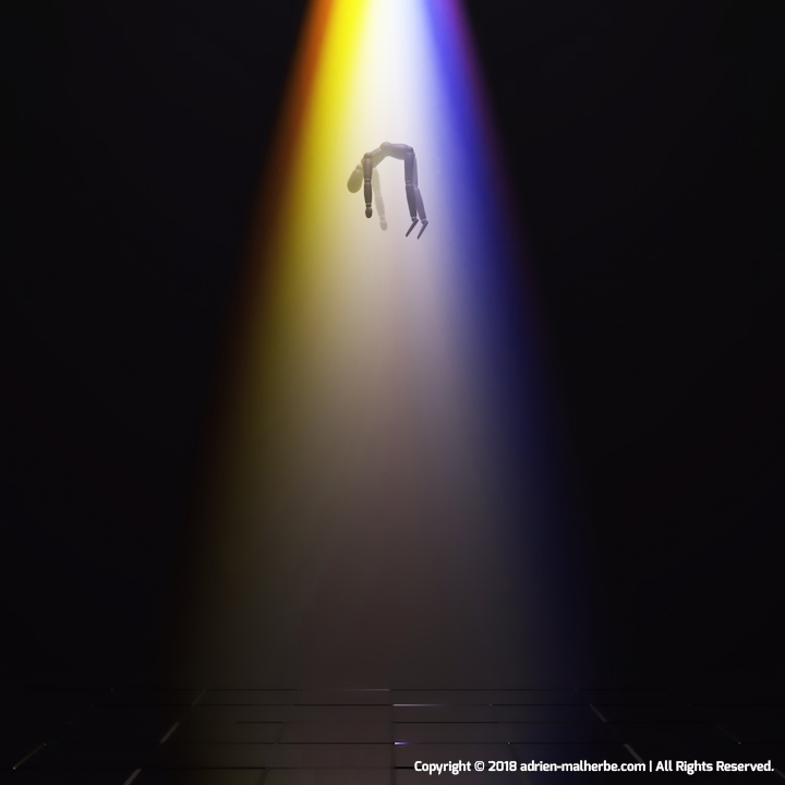 Puppet quadrilight