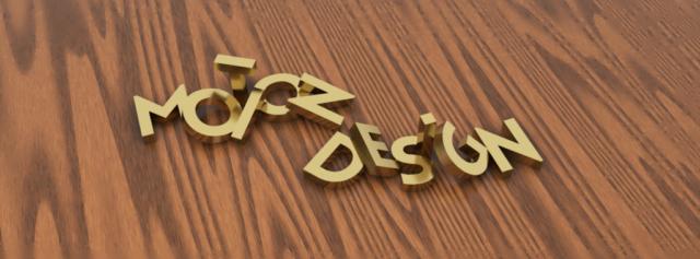 gold motion design