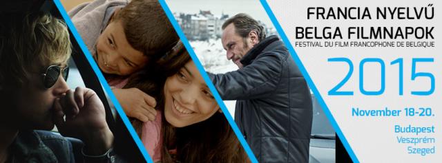 Festival du Film Francophone de Belgique à Budapest