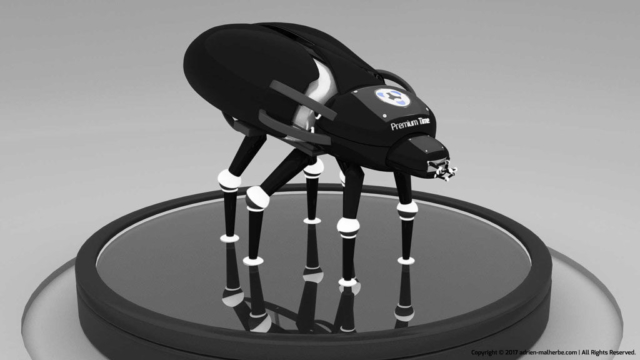 Futuristic and robotic enterprise