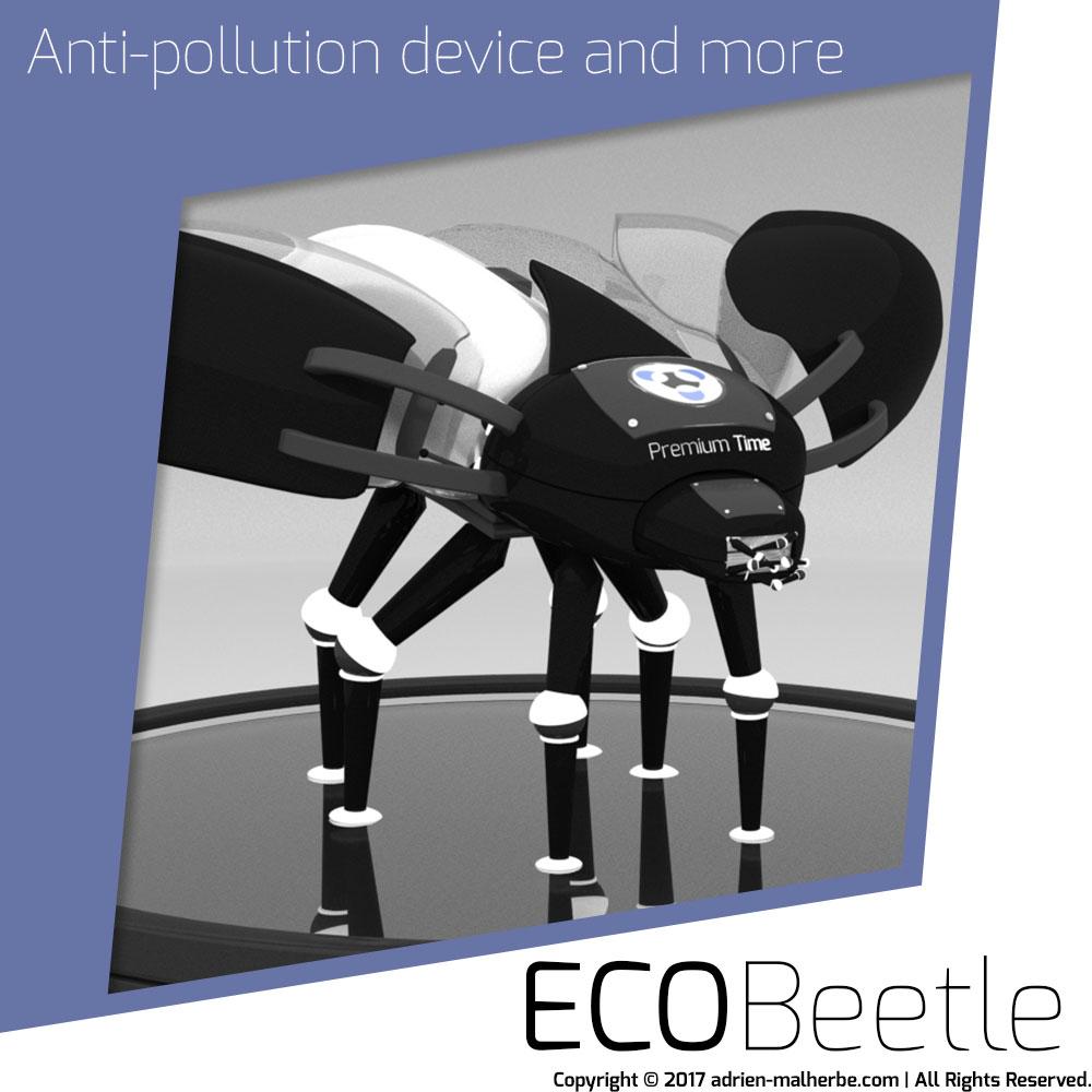 Futuristic and robotic enterprise