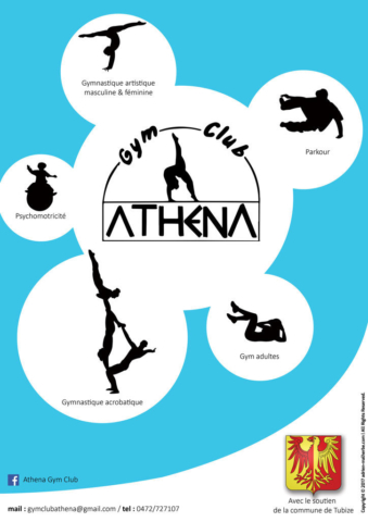 Gym Club Athena poster