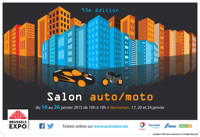 Salon auto/moto 2015
