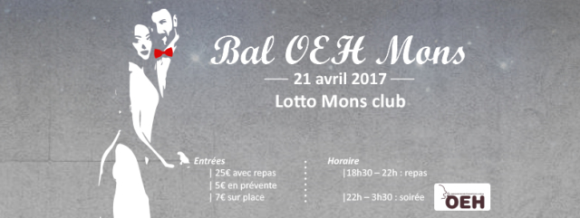 Bal OEH Mons 2017