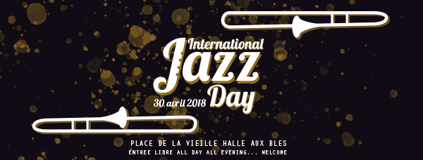 International Jazz Day 2018